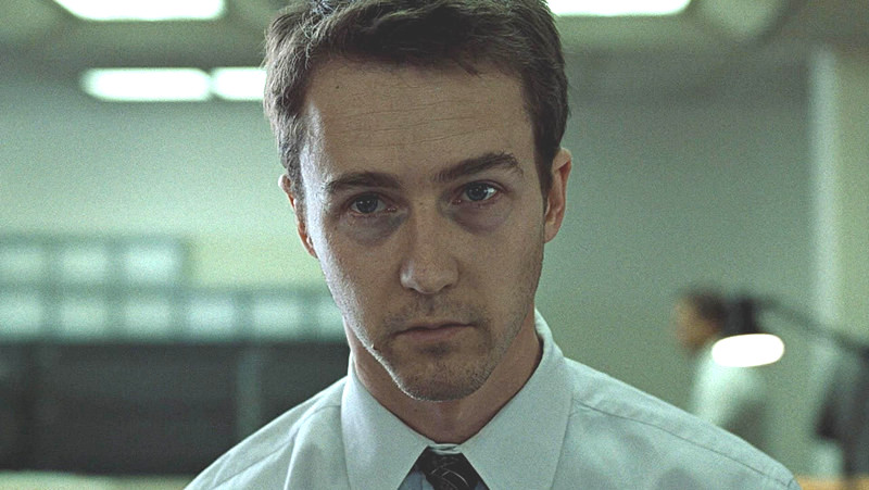 a movie analysis of david finchers fight club David fincher was born in 1962 in denver, colorado, and was raised in marin county fight club watch now the game watch now alien³ see more on prime video.