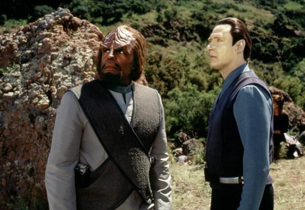 Star Trek Insurrection (1998)