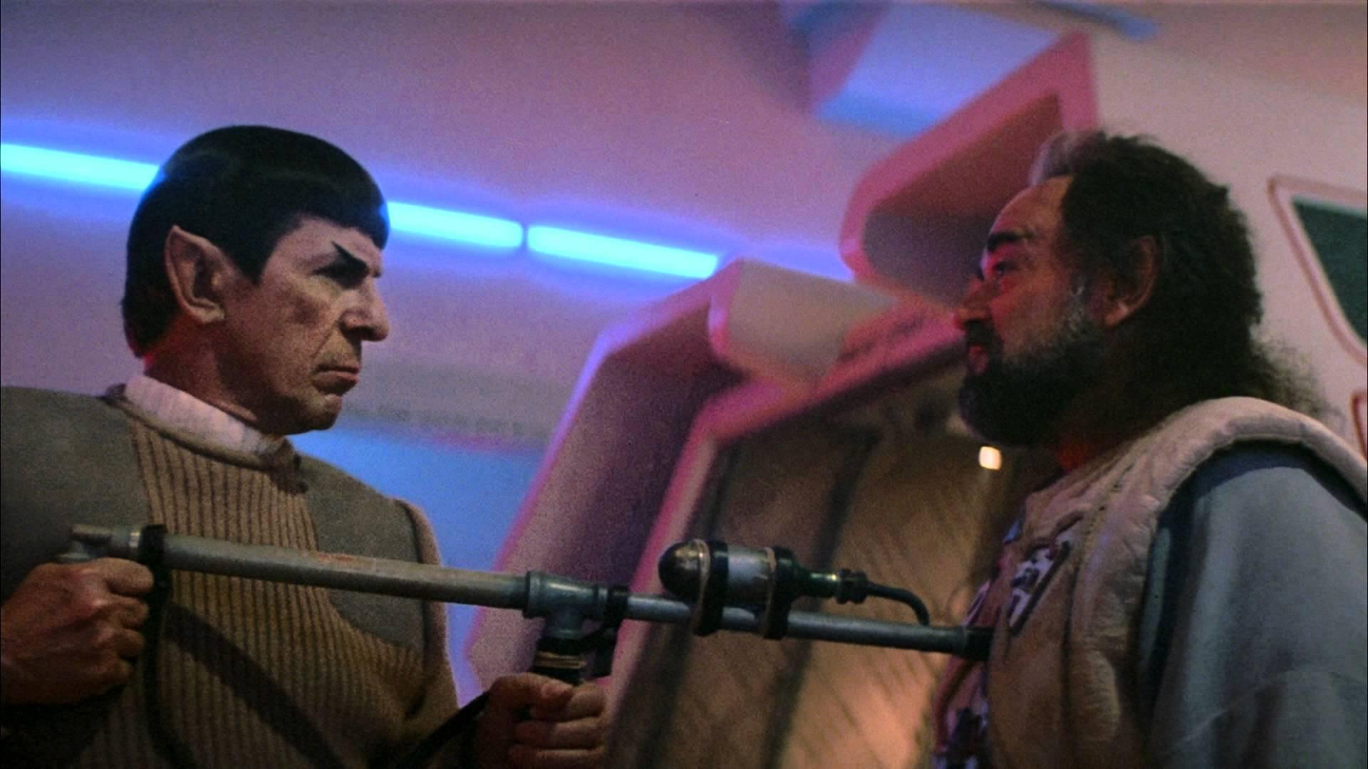 Star Trek V The Final Frontier (1989)