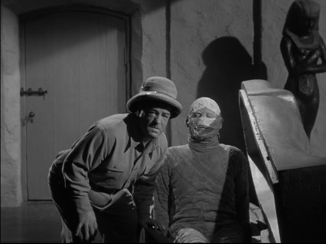 Abbot & Costello Meet the Mummy