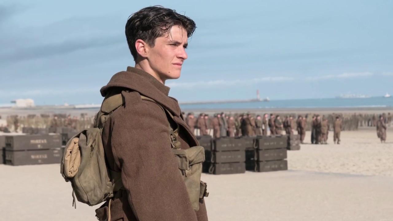 Fionn Whitehead - Dunkirk