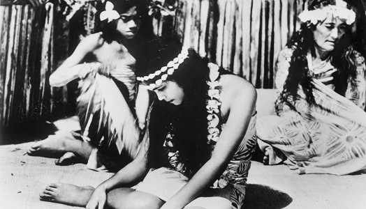 Tabu - A Story of the South Seas (1931)