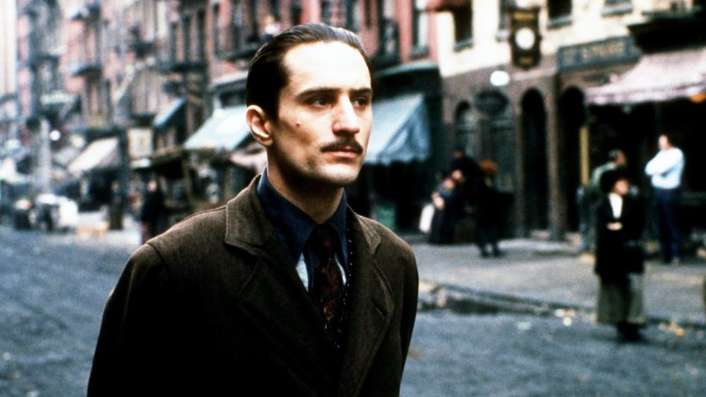 a review of the movie godfather ii and its relation to godfather i From its flawless direction, to its exceptional score, to its (near-)flawless script, i have no doubt the godfather is one of the best movies ever made christian c super reviewer.