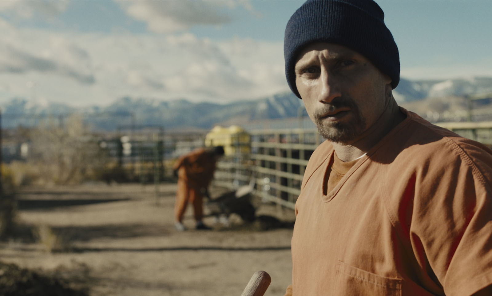 Matthias Schoenaerts – The Mustang Best Movie