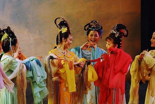 huangmei opera