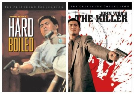 Hard Boiled vs The Killer