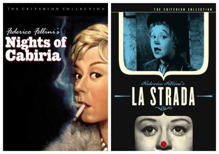 Nights of Cabiria vs La Strada
