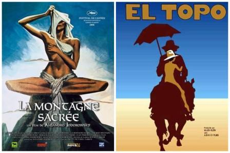 The Holy Mountain vs El Topo