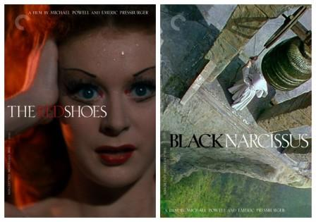 The Red Shoes vs Black Narcissus