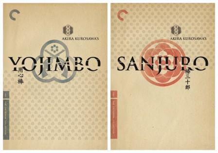 Yojimbo vs Sanjuro