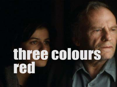three colors red