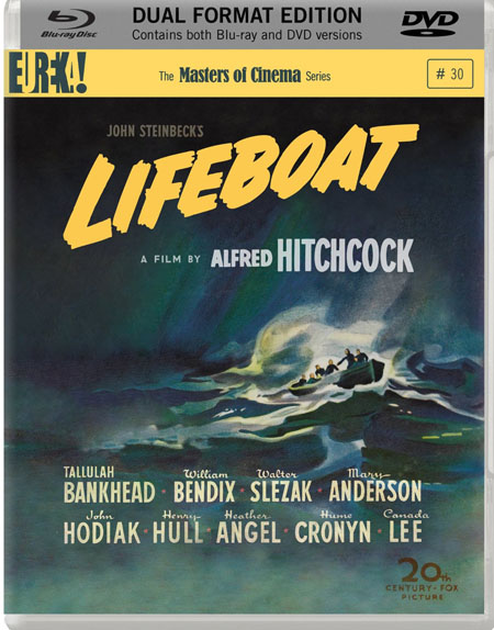 lifeboat bluray