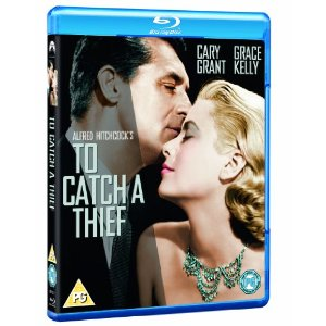 to catch a thief bluray