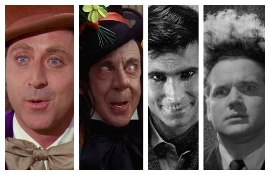 weirdest movie characters