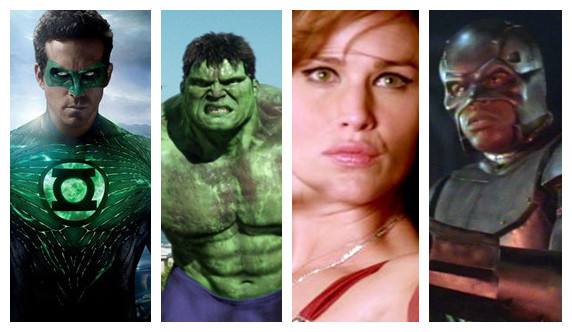 worst superhero movies