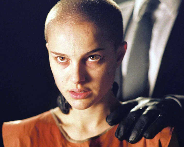 Natalie Portman as Evey Hammond