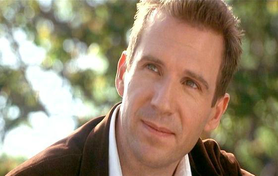 Ralph Fiennes as Christopher Marshall
