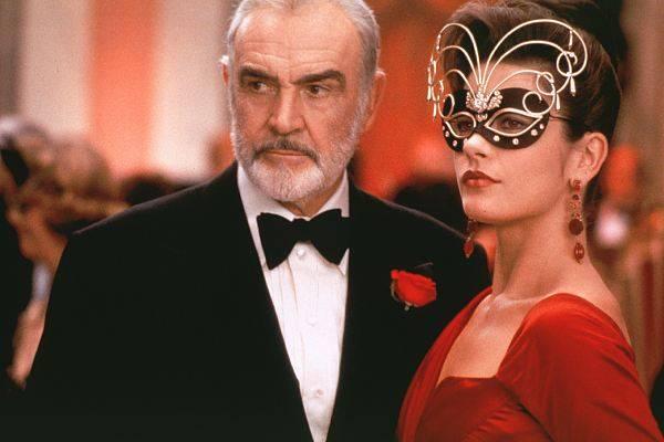 Sean Connery as Robert MacDougal