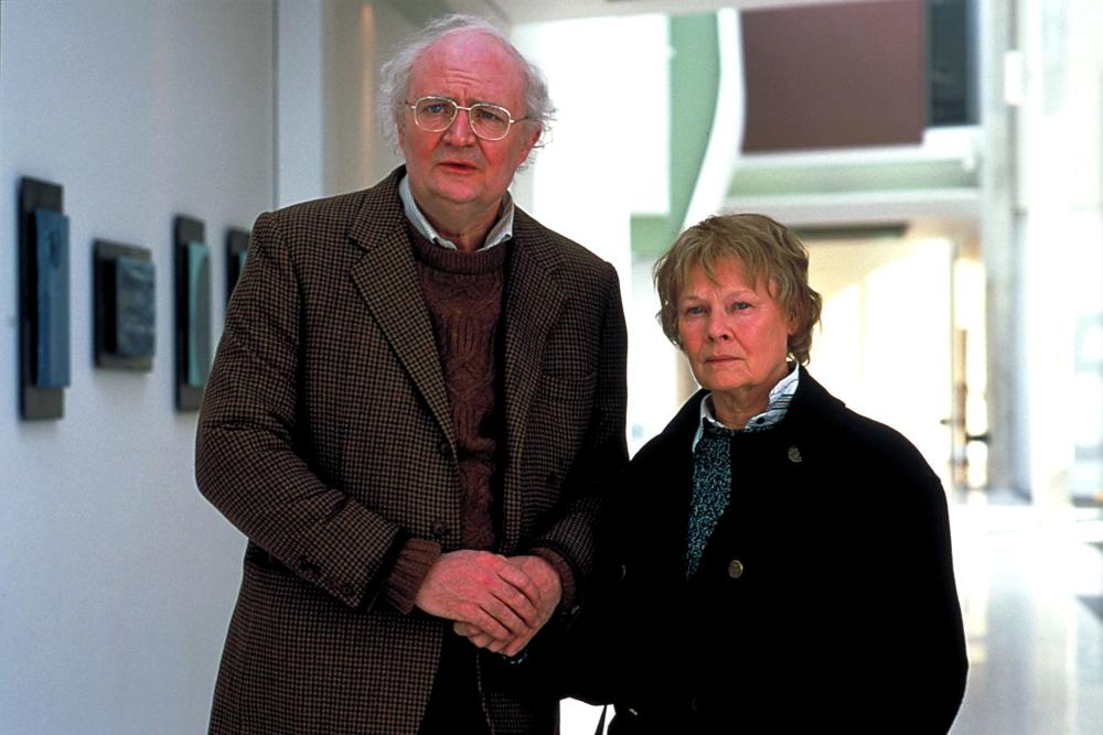 IRIS, Jim Broadbent,