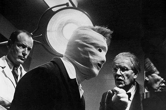 "A still from Joel Frankenheimer's 1966 film ""Seconds."""