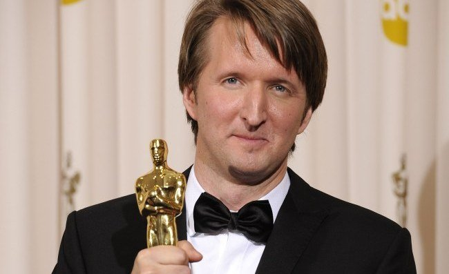 tom hooper oscar