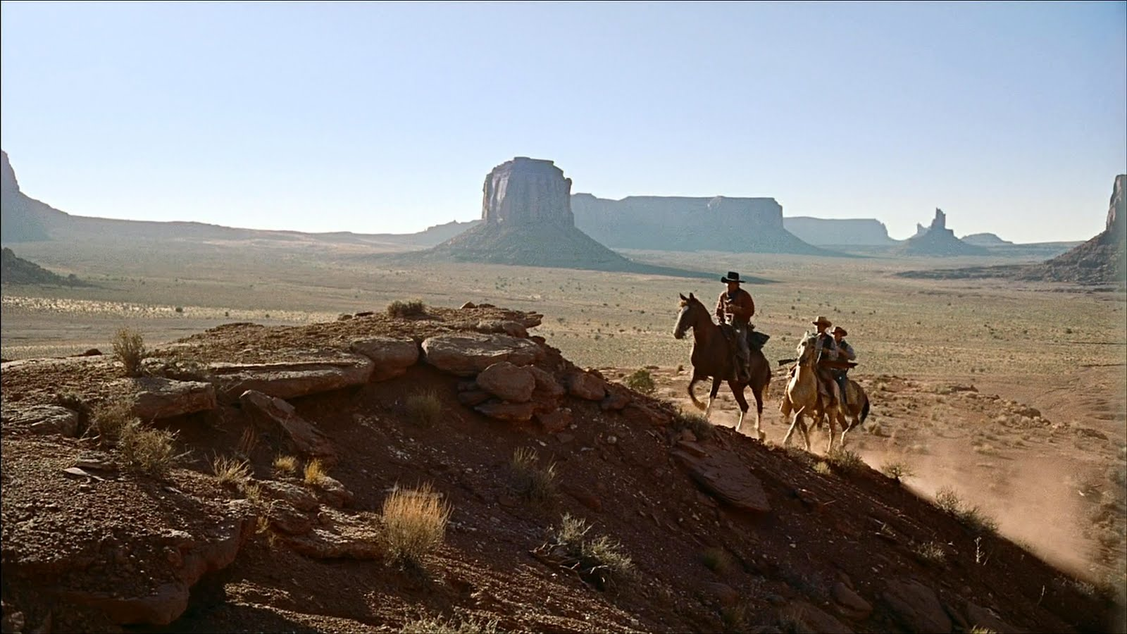 The Searchers Monument Valley