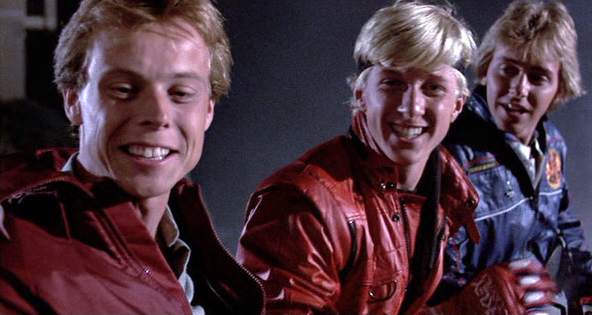 Johnny Lawrence (The Karate Kid)