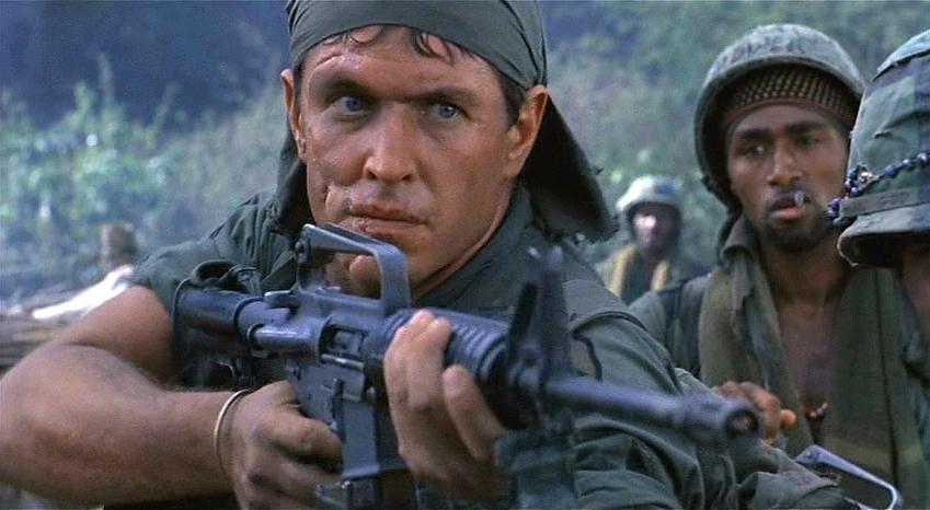 Sgt. Barnes (Platoon)