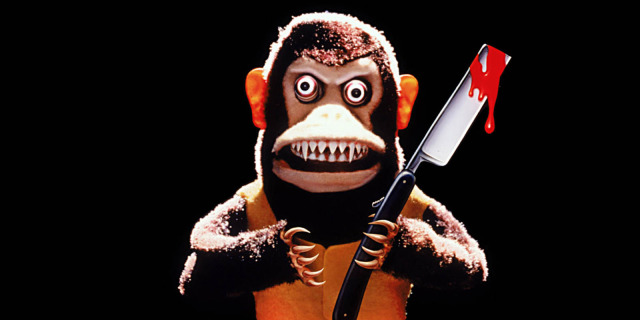 Monkey Shines An Experiment In Fear (1988)
