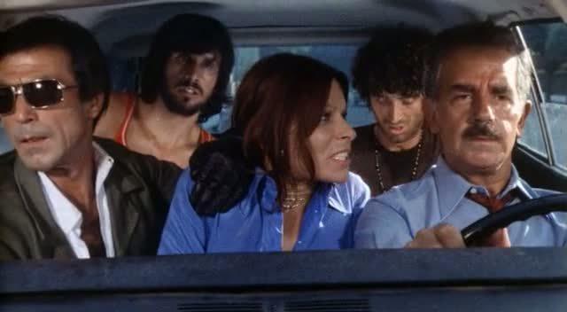 Rabid Dogs aka Kidnapped (1974)