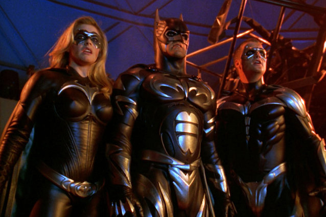 batman robin clooney batsuit