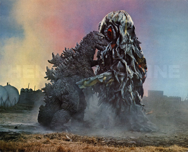 Godzilla Vs. Hedorah aka Godzilla Vs. The Smog Monster