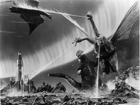 Invasion of Astro-Monster aka Godzilla Vs. Monster Zero