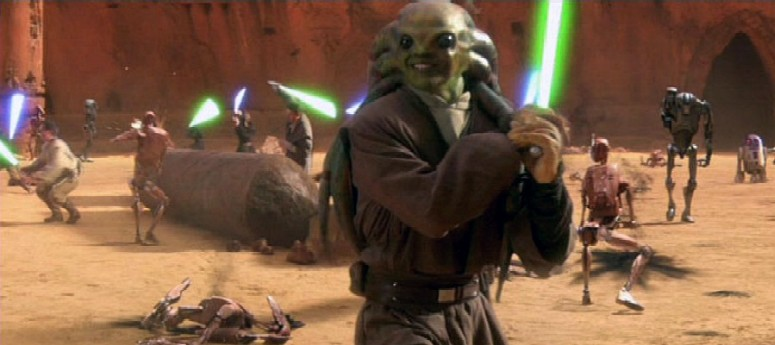 Kit Fisto, Star Wars
