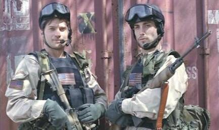 Sgts. Gordon and Shughart, Black Hawk Down