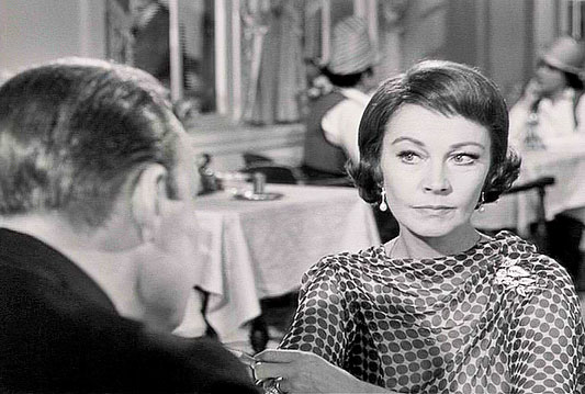 Vivien Leigh in Ship of Fools