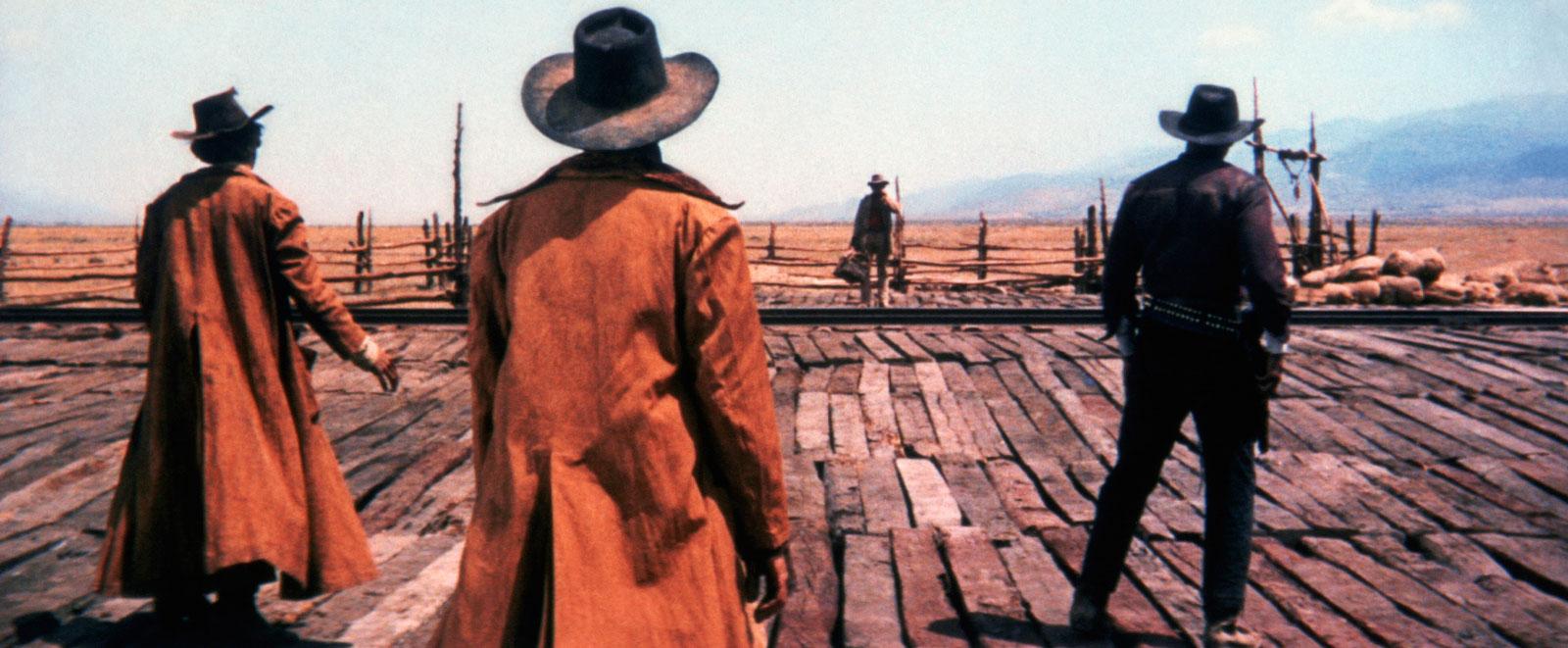 best spaghetti westerns