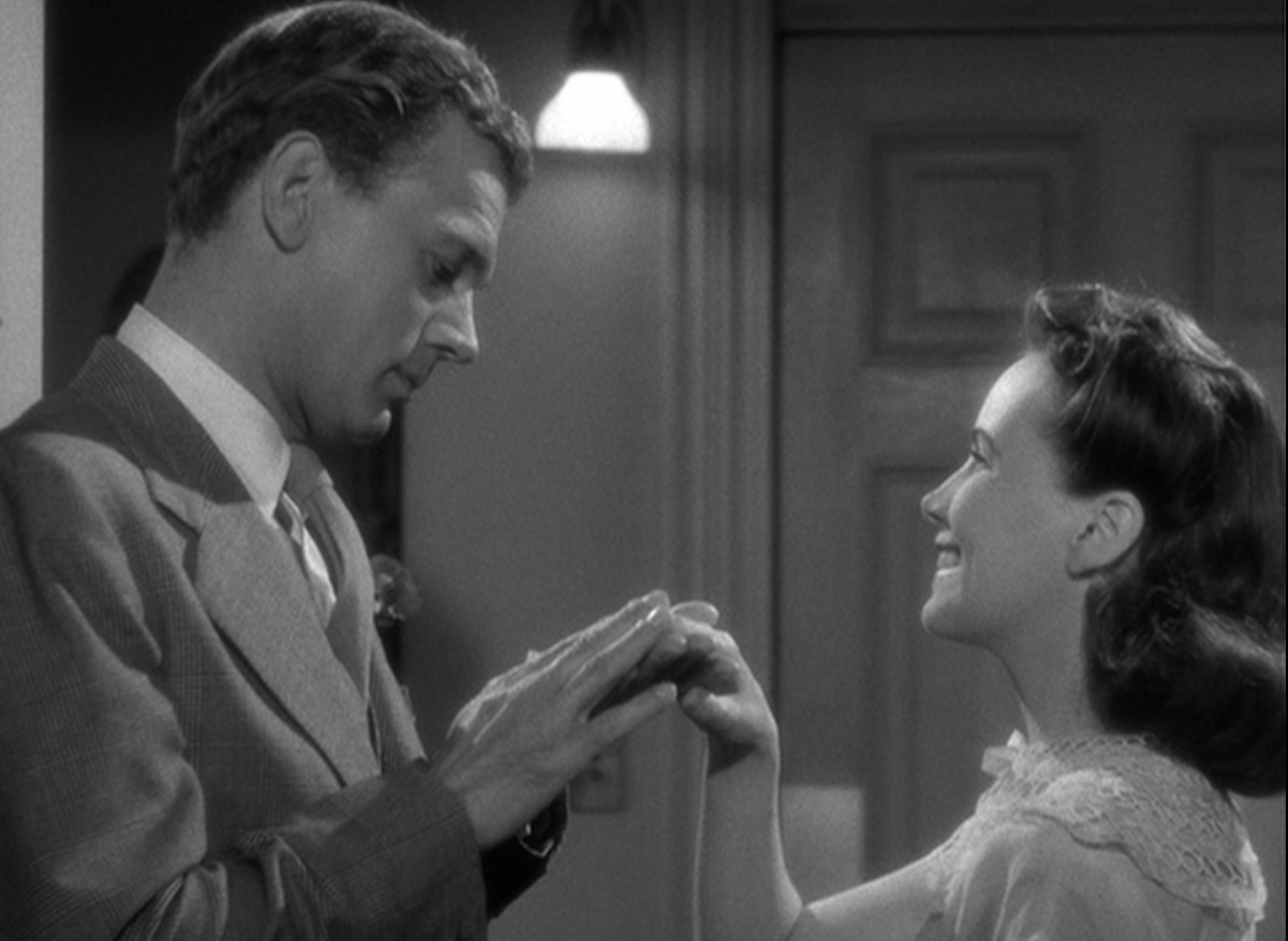 Teresa Wright as Charlie Newton in Shadow of a Doubt (1943)