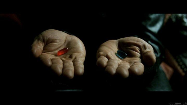 matrix pill