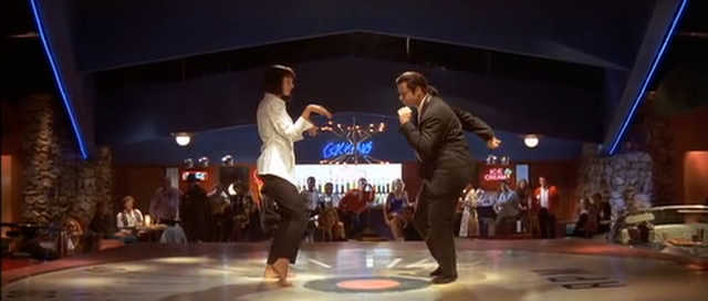 pulp fiction twist contest