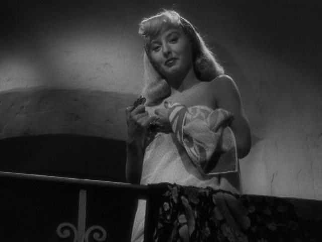 Double Indemnity Barbara Stanwyck Fred McMurray Edith Head