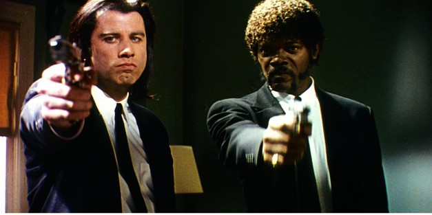Pulp Fiction vincent jules