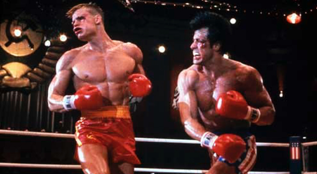 Rocky IV1985rŽal. : Sylvester StalloneDolph LundgrenCollection Christophel