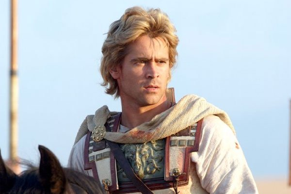 Colin Farrell as Alexander The Great