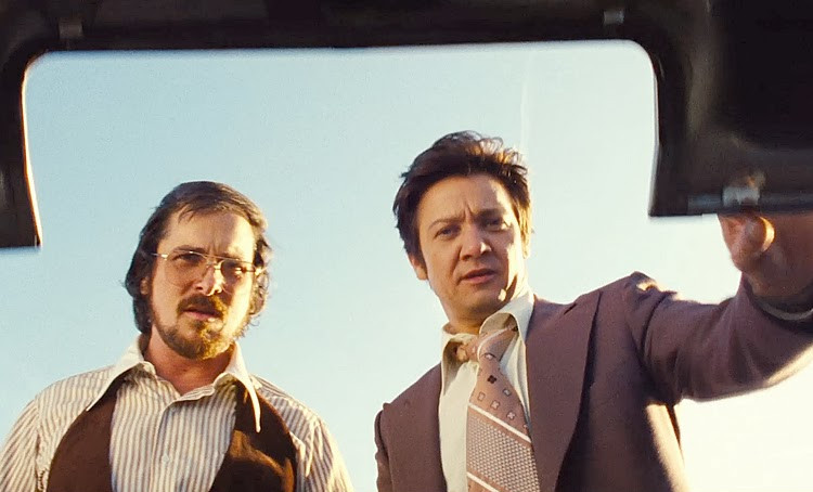 american hustle renner and bale