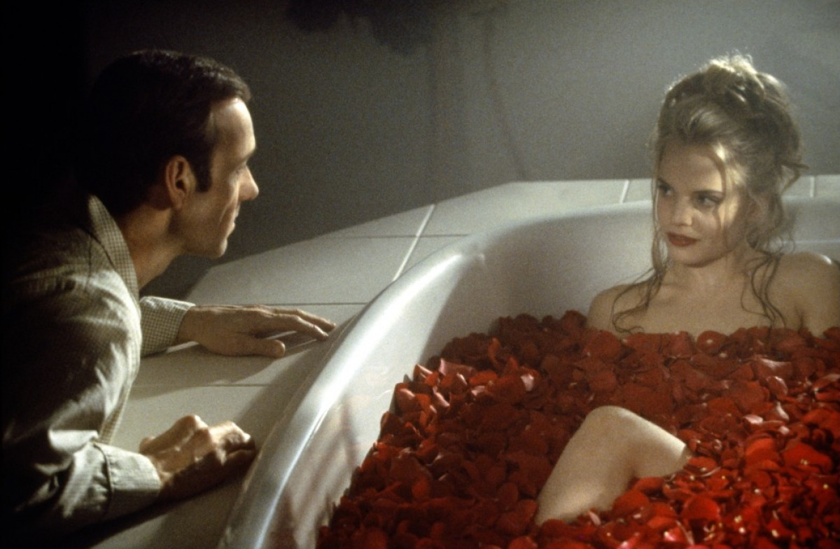 American Beauty bath