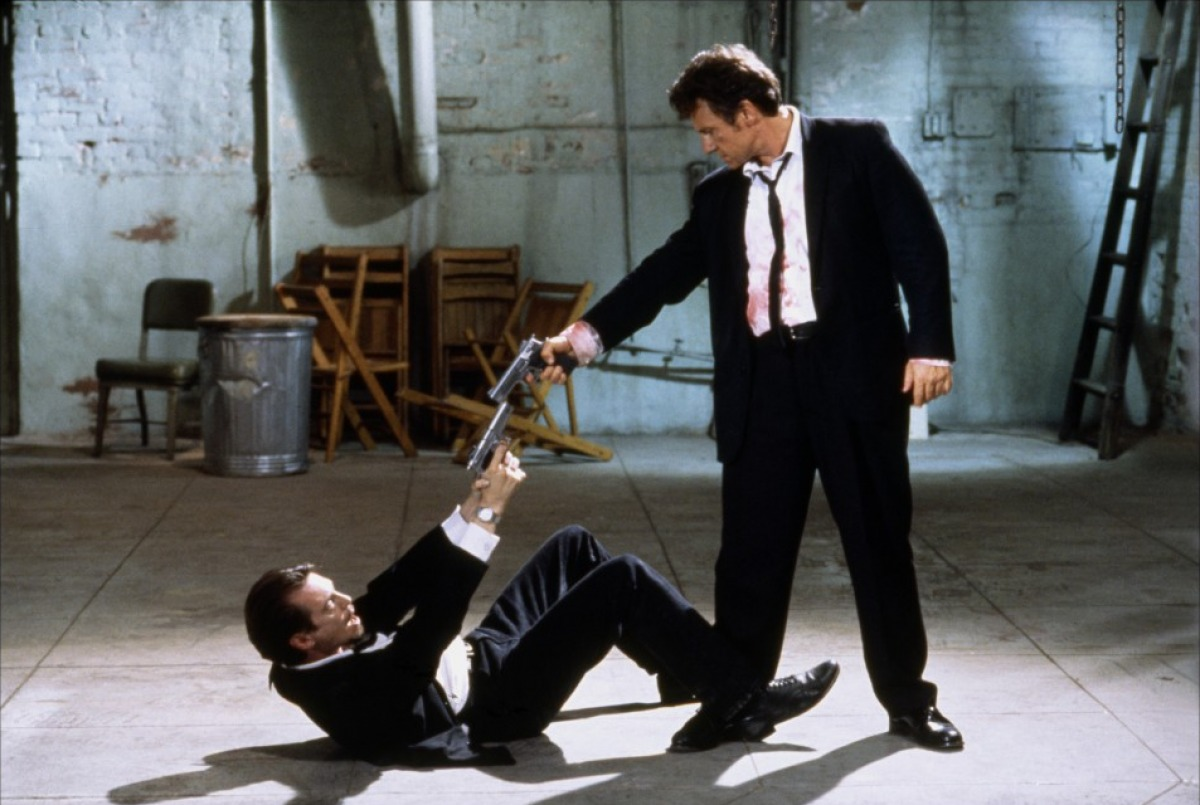 reservoir dogs acting