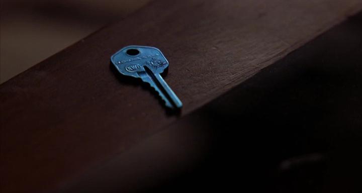 mulholland drive blue key