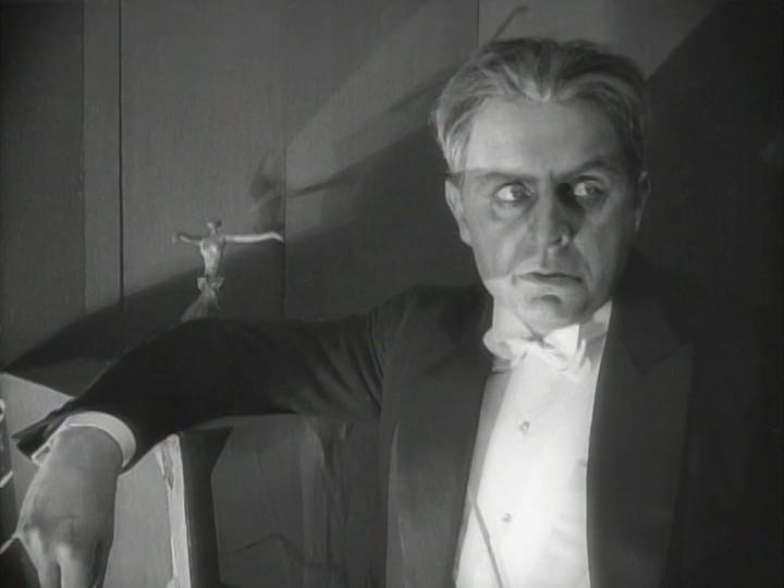 Dr. Mabuse, Gambler (1921)