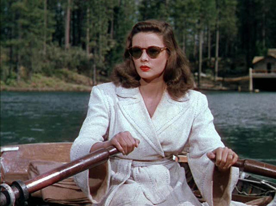 Leave Her to Heaven (1945)Directed by John M. StahlShown: Gene Tierney